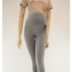 3/4-es leggings szürke