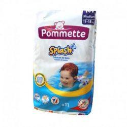 Pommette Splash úszópelenka 11-18kg (11db)