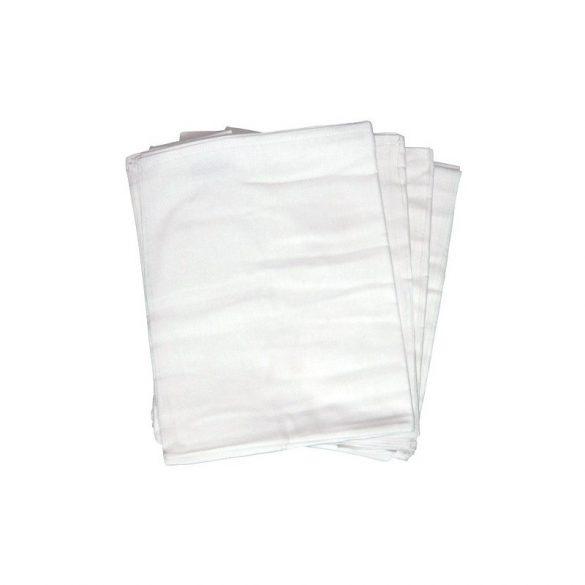 Tetra típusú textílpelenka fehér prémium minőségű 70x80cm