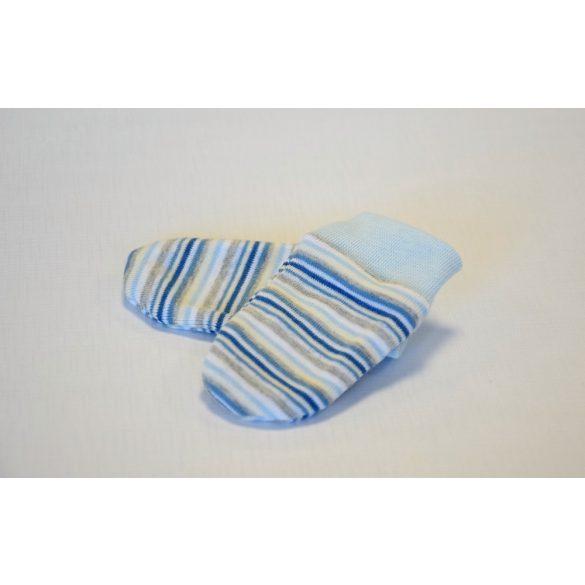 Bunny Baby újszülött kesztyű-zöld