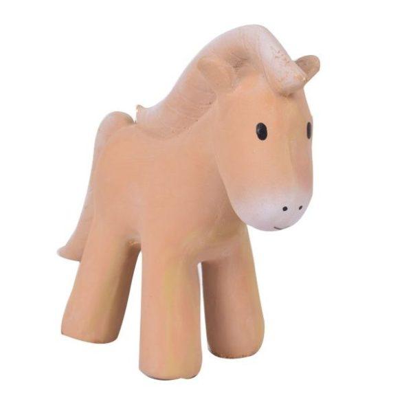 Játék ló, természetes gumiból