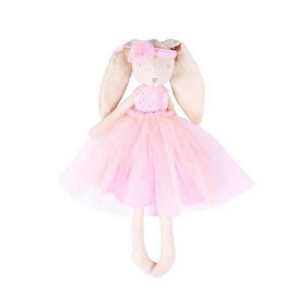 Marcella, a nyúl – Rózsaszín tüll ruhában Dobozban