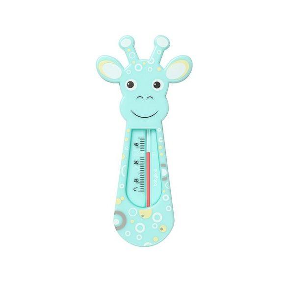 BabyOno vízhőmérő zsiráf-türkiz