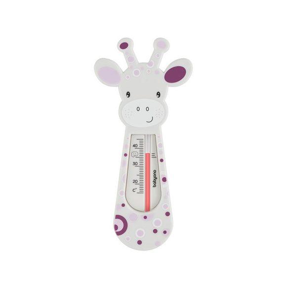BabyOno vízhőmérő zsiráf-szürke