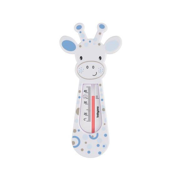 BabyOno vízhőmérő zsiráf-kék