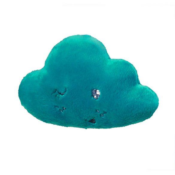 Babyono Pörifori utazóágyra és fa kiságyra Felhők és repülők