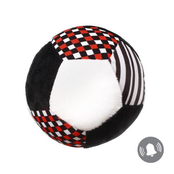 BabyOno puha labda Contrast 638 - C-MORE, érzékelésfejlesztő kollekció
