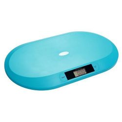 BabyOno babamérleg digitális kék