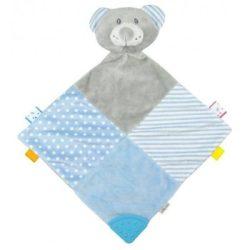 Baby Mix maci szundikendő kék