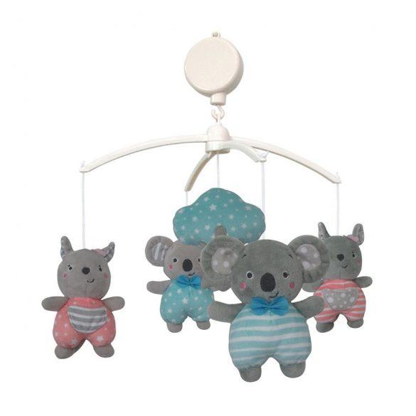 Baby Mix plüss zenélő körforgó-koala