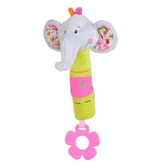 BabyOno plüss sípoló elefánt 1193