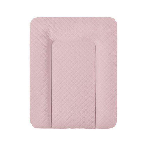 Ceba puha pelenkázó lap 70cm - Steppelt rózsaszín