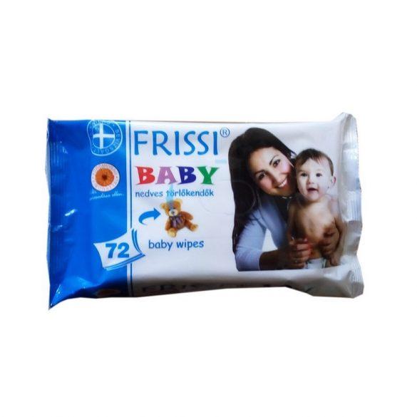 Frissi Baby popsitörlő (72db)