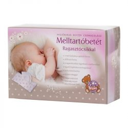 BabyBruin melltartóbetét higiénikus csomagolásban