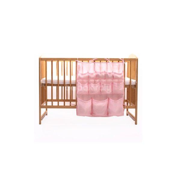 ZSEBES TÁROLÓ - Rózsaszín pink pöttyös