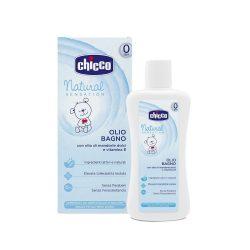 Chicco hidratáló fürdető olaj 200ml