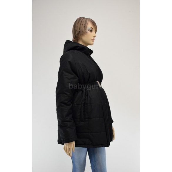 Kismama dzseki fekete