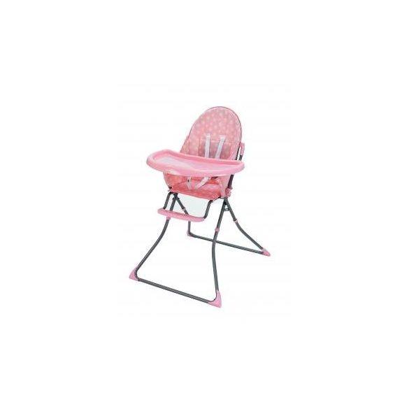Asalvo Quick fix etetőszék (pink csillagos)