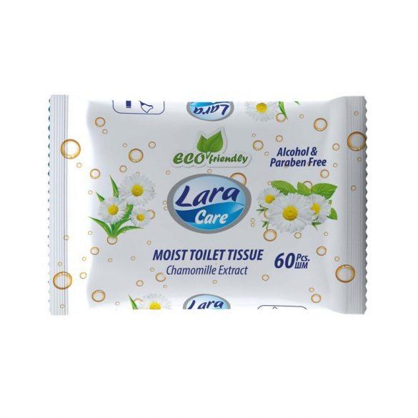Lara kamillás nedves WC papir (60db)