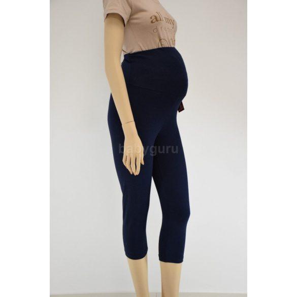 3/4-es leggings kék